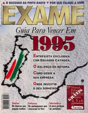Exame n.º 73 – Janeiro 1995