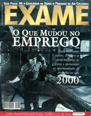 Exame n.º 75 – Março 1995