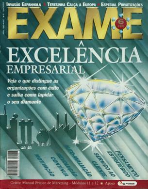 Exame n.º 76 – Abril 1995