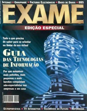 Exame n.º 78 – Guia das Tecnologias de Informação – Maio/Junho 1995