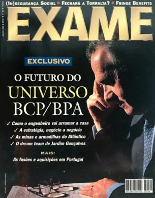 Exame n.º 80 – Julho 1995