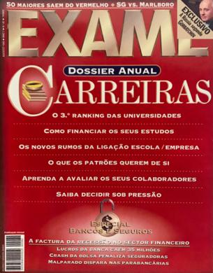 Exame n.º 82 – Agosto 1995