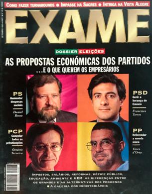 Exame n.º 83 – Setembro 1995