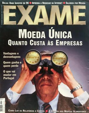 Exame n.º 91 – Fevereiro 1996