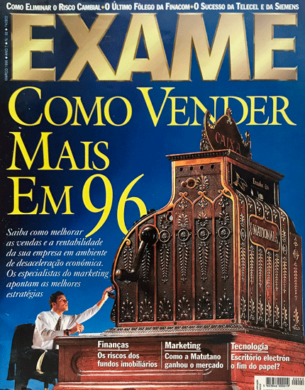 Exame n.º 92 – Março 1996
