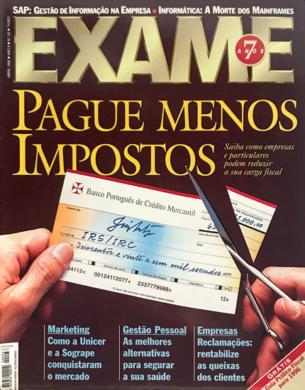 Exame n.º 93 – Abril 1996