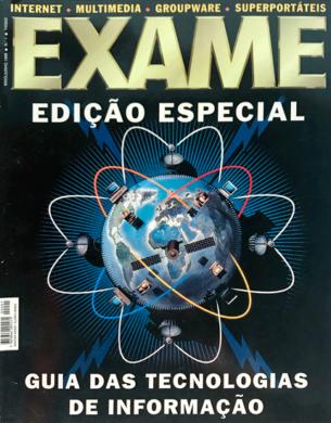 Exame – Guia das Tecnologias de Informação n.º 1 – Maio/Junho 1996