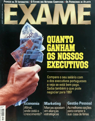 Exame n.º 97 – Agosto 1996
