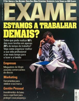 Exame n.º 98 – Setembro 1996