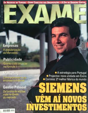 Exame n.º 99 – Outubro 1996