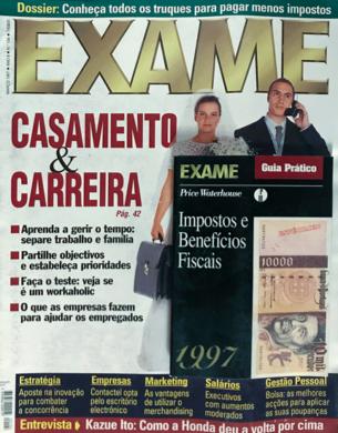 Exame n.º 104 – Março 1997