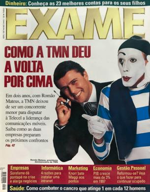 Exame n.º 105 – Abril 1997