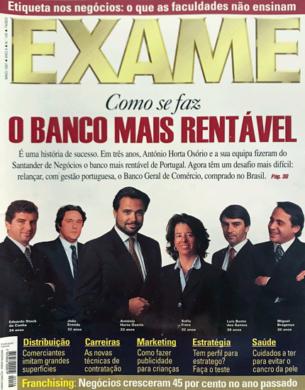 Exame n.º 106 – Maio 1997