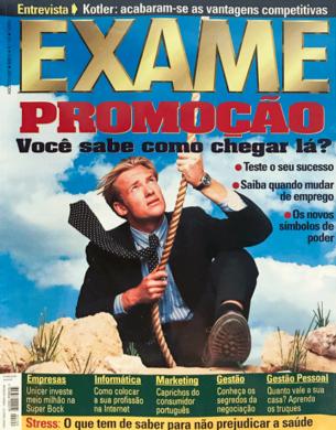 Exame n.º 109 – Agosto 1997