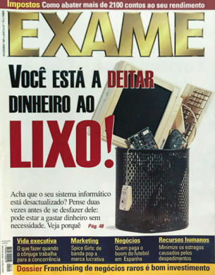 Exame n.º 112 – Novembro 1997