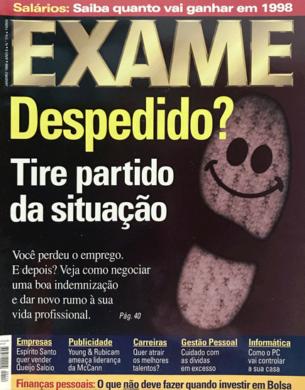 Exame n.º 114 – Janeiro 1998
