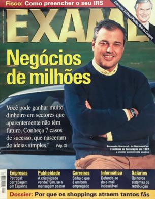Exame n.º 115 – Fevereiro 1998