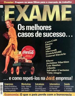 Exame n.º 116 – Março 1998