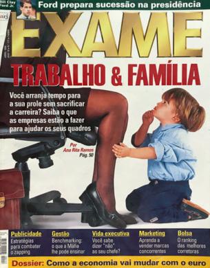 Exame n.º 117 – Abril 1998