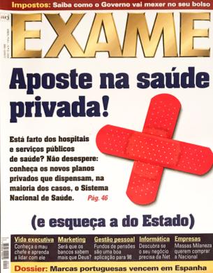 Exame n.º 119 – Junho 1998