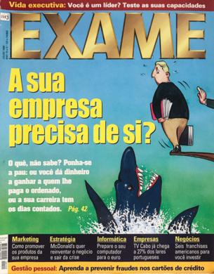 Exame n.º 120 – Julho 1998
