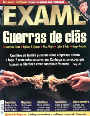 Exame n.º 121 – Agosto 1998