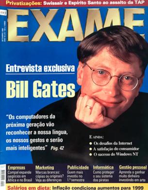 Exame n.º 122 – Setembro 1998