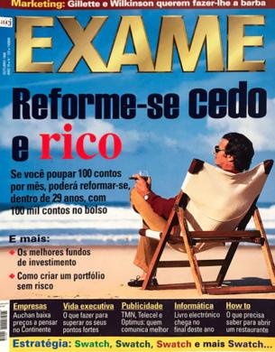 Exame n.º 123 – Outubro 1998