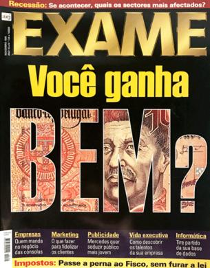 Exame n.º 124 – Novembro 1998