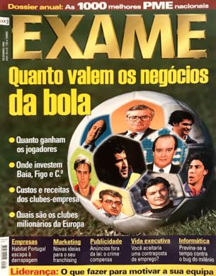 Exame n.º 125 – Dezembro 1998