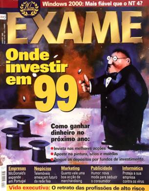 Exame n.º 126 – Janeiro 1999