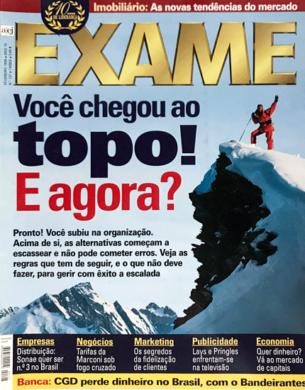 Exame n.º 127 – Fevereiro 1999