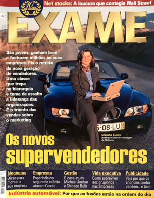 Exame n.º 128 – Março 1999