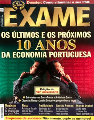 Exame n.º 129 – Abril 1999