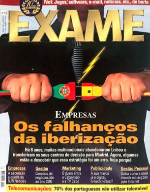 Exame n.º 130 – Maio 1999