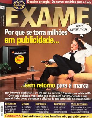 Exame n.º 132 – Julho 1999