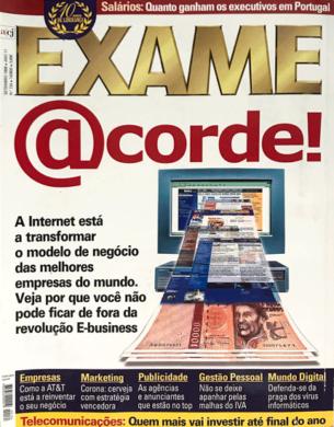 Exame n.º 134 – Setembro 1999