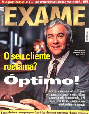 Exame n.º 139 – Fevereiro 2000