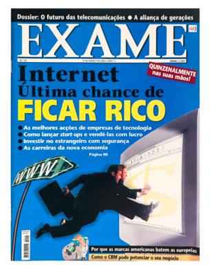 Exame n.º 141 – 15 março 2000