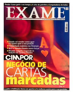 Exame n.º 155 – 20 setembro 2000