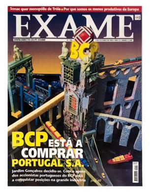 Exame n.º 156 – 4 outubro 2000