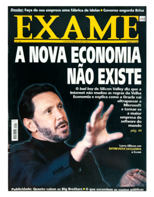 Exame n.º 159 – 15 novembro 2000