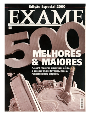 Exame – Melhores & Maiores n.º 5 – Novembro 2000