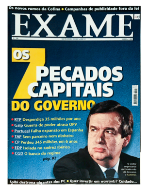 Exame n.º 165 – 7 fevereiro 2001
