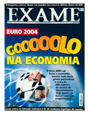 Exame n.º 166 – 21 fevereiro 2001