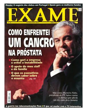 Exame n.º 167 – 7 março 2001