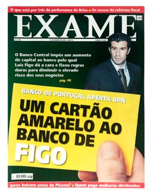 Exame n.º 168 – 21 março 2001