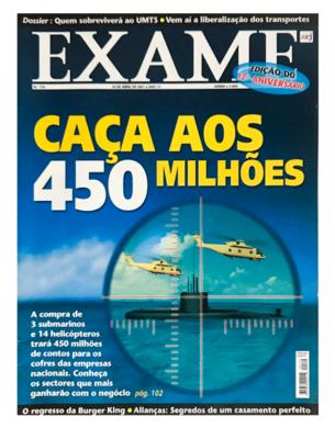 Exame n.º 170 – 18 abril 2001