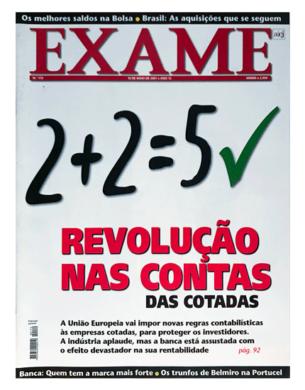 Exame n.º 172 – 16 maio 2001