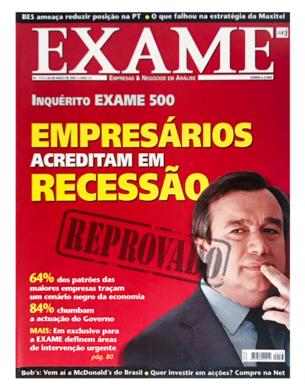 Exame n.º 173 – 30 maio 2001